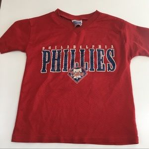 MLB Vintage Phillies Jersey